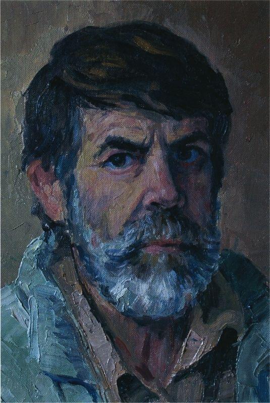 Autoportrait à soixante-deux ans.